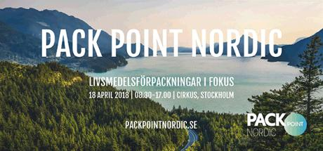 Fødevareemballage i fokus på Pack Point