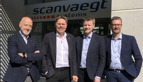 Scanvaegt Systems indgår partnerskab med Accuratech